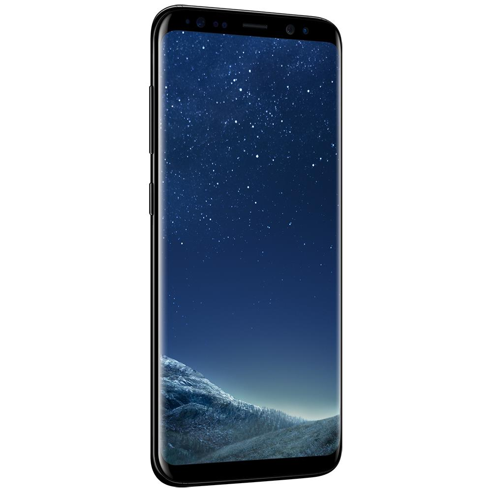 Samsung Galaxy S8 4gb Ram 64gb Rom Midnight Black 2b Egypt