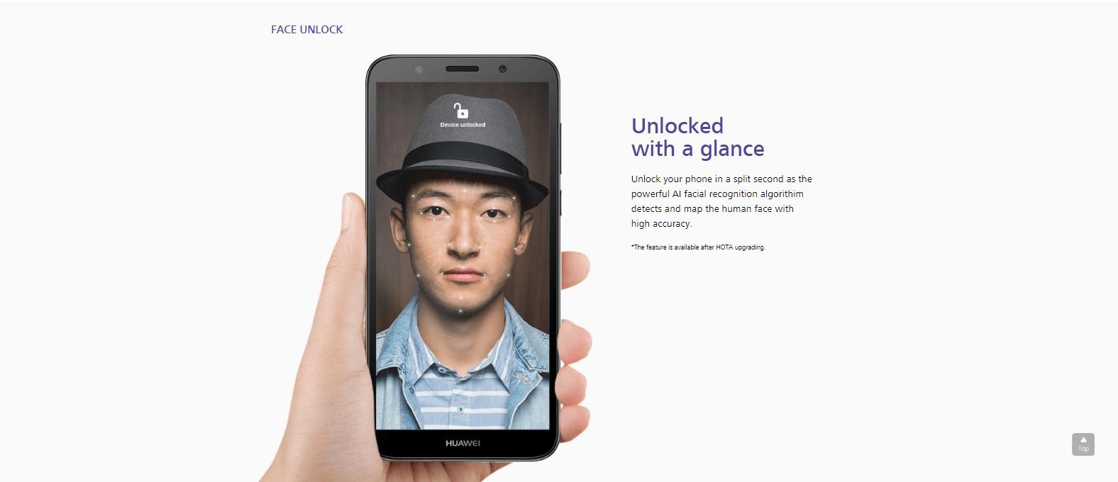 HUAWEI Y5 Prime 2018 - 2GB RAM - 16GB - Black