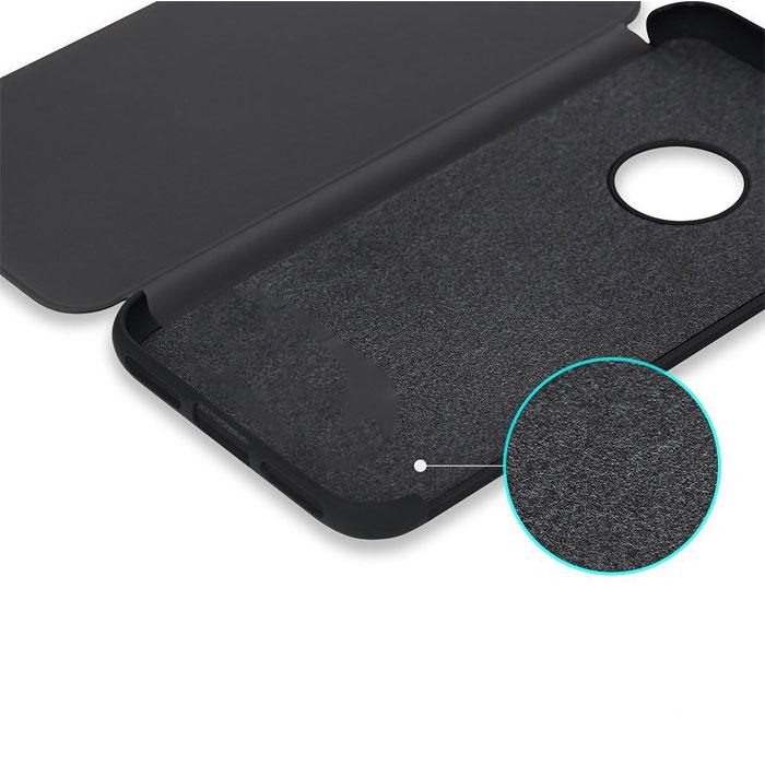 buy online 84195 bd037 Rock Dr.V Series iPhone 7 Plus - Flip Cover - Black