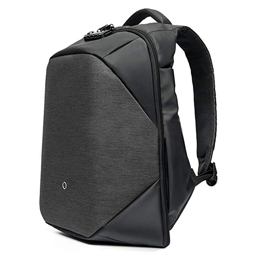 ClickPack Backpack Design by Korin - Business Laptop Backpacks Anti thief Travel Bag - Up to 15.4 Inch