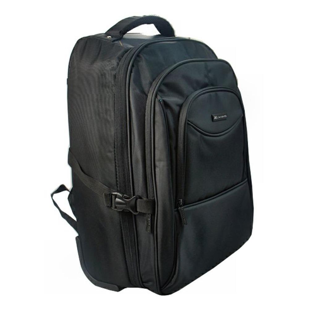 """L'avvento (BG767) - Laptop Bag 15.6"""" trolley BackBag"""