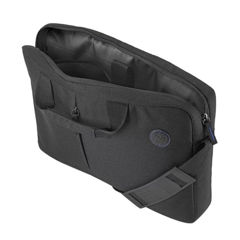 "HP Shoulder Bag Focus Topload - Up to 15.6"" - (T9B50AA)"