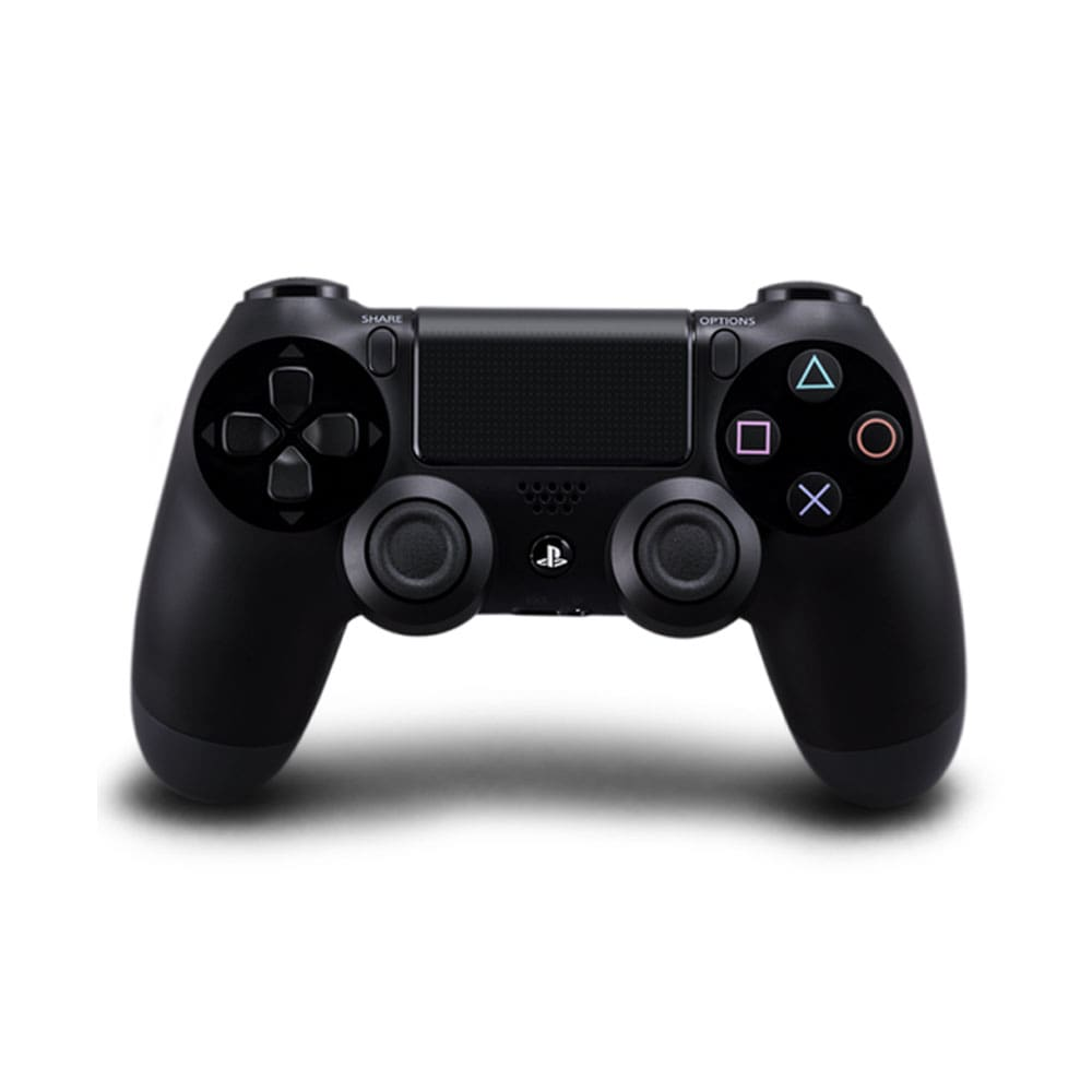 Sony DualShock IV Wireless Controller Middle East Version - Playstation 4 - Black