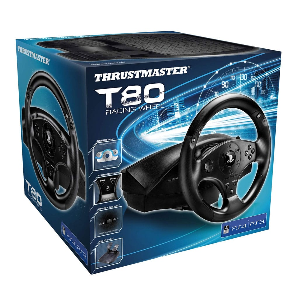 T80 RW PS4 / PS3 Officially Licensed Emea - 3362934109240 - 4160598