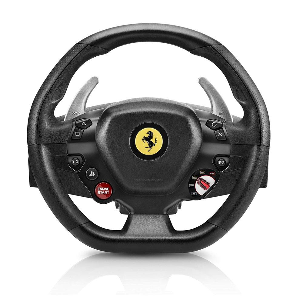 Ferrari T80 RW 488 Gtb Emea version PS4 - 3362934110314 - 4160672