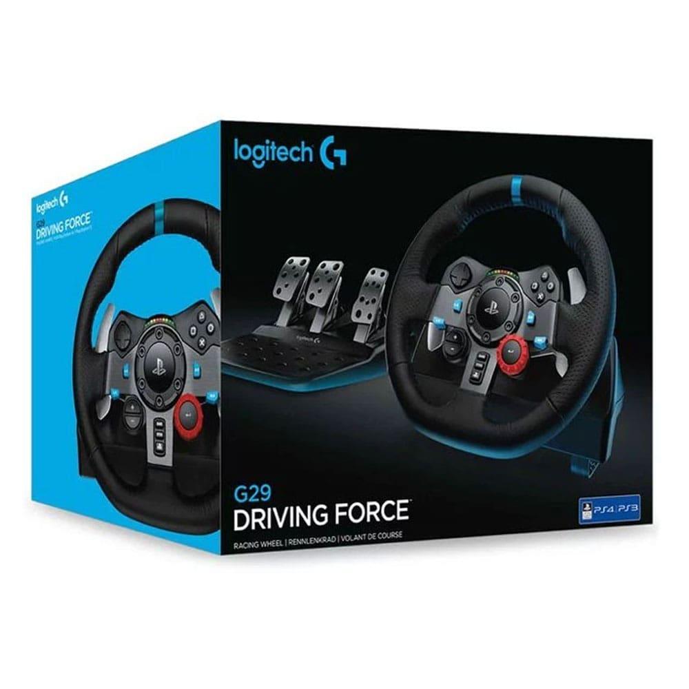 Logitech Driving Force Racing Wheel - (G29)