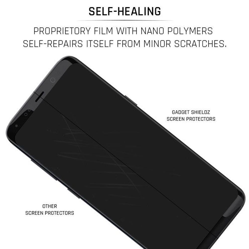 new product b6e8b 18681 iPhone X - NANO 360 Full Body Screen - Clear