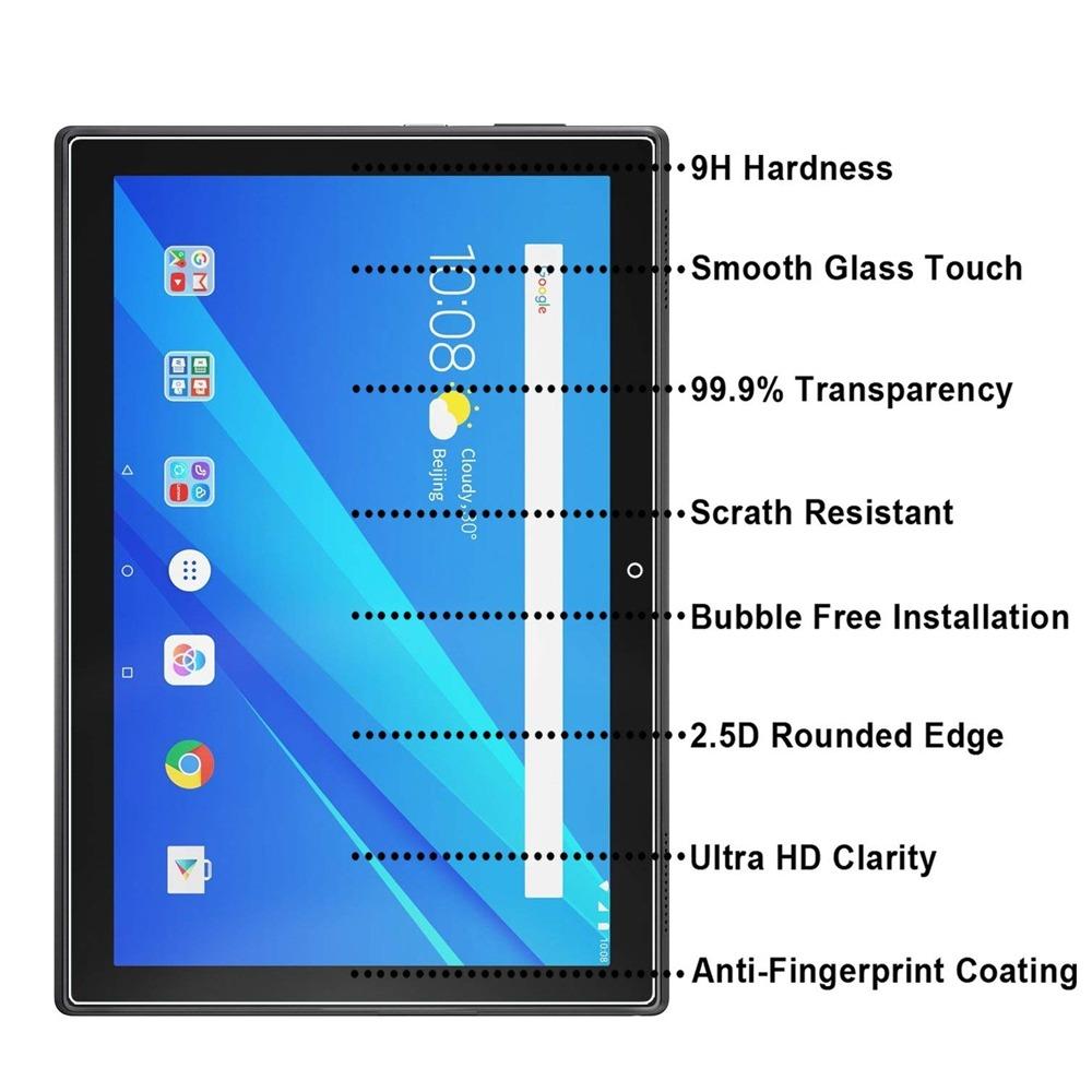 """Glass Screen Protector For Lenovo Tab 4 10"""""""