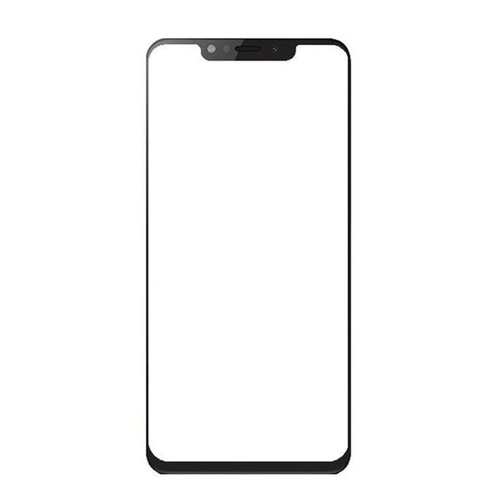 Infinix Hot 6X Glass Screen Protector - Black