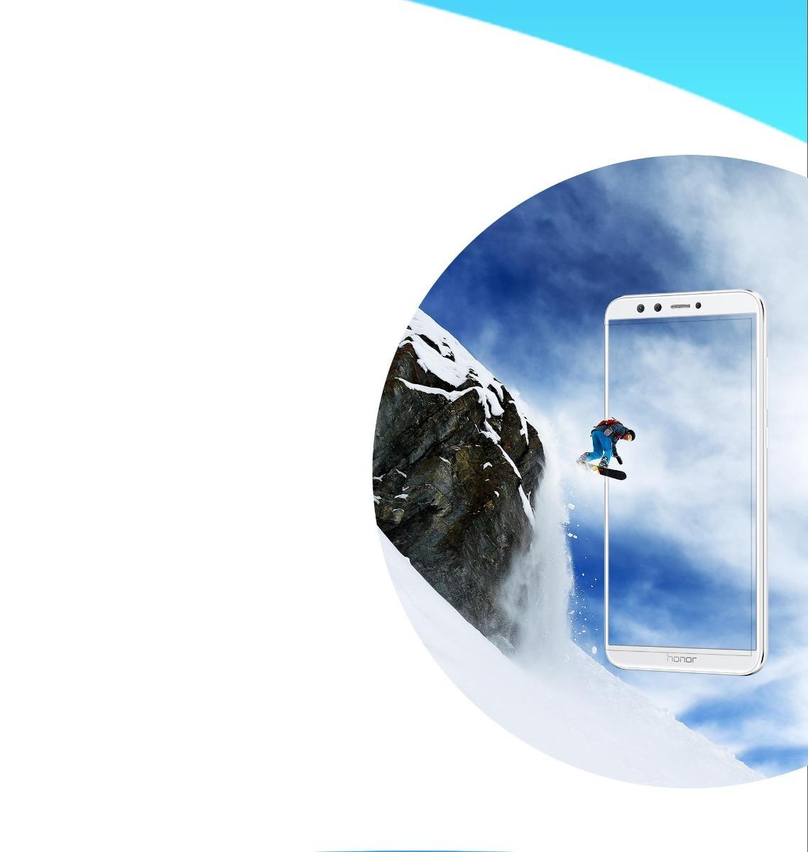 Honor 9 Lite - 3GB RAM - 32GB - Fingerprint - Blue