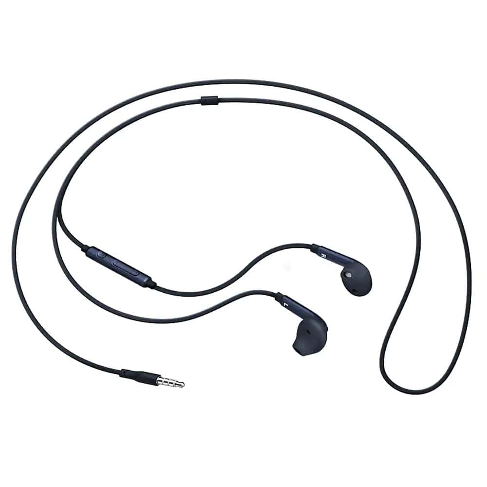 Samsung Ear Phone - Black - (EO-EG920BBEGWW)