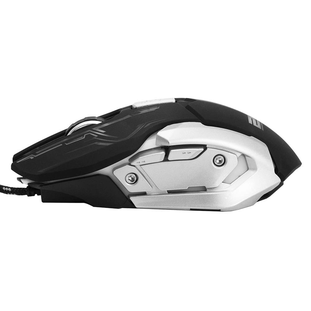 2B (KB343) - Gaming Combo Wired Gaming Keyboard & Mouse & Headphone