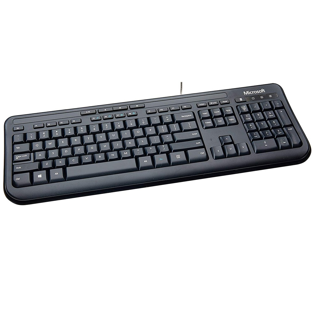 Microsoft Keyboard Wired Desktop 600 Apb 00012 2b Egypt