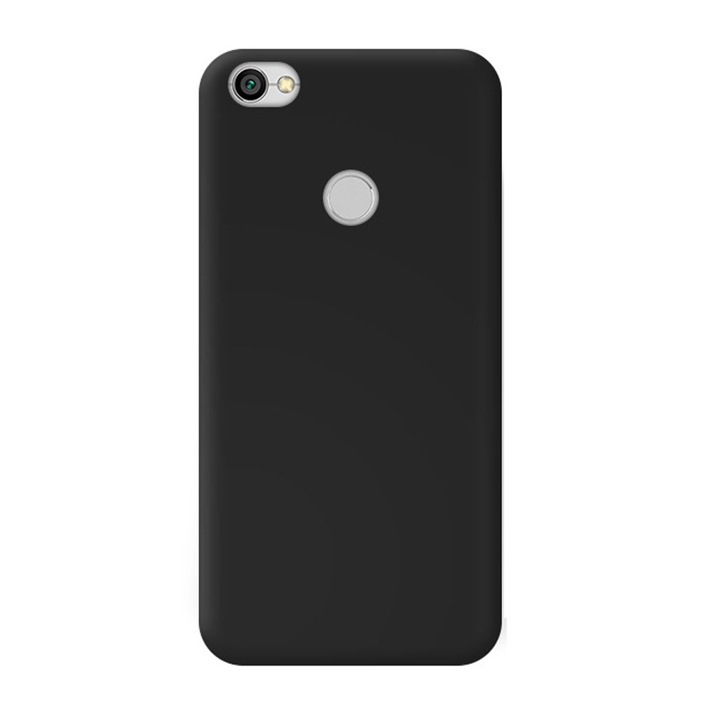 Xiaomi Note 5A Prime Hard Cover - Black
