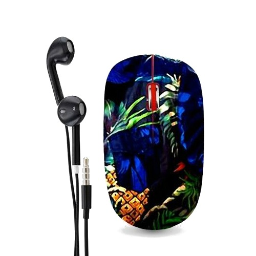 2B (MO207) - ARMANDO Water transfer mouse with earphone pack