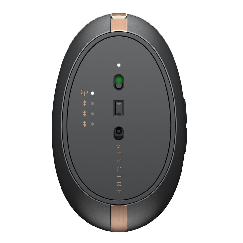 HP Spectre Rechargeable Mouse 700 - Silver - (3NZ70AA)