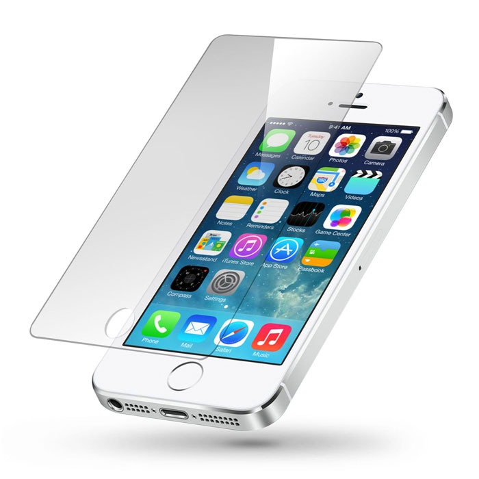 2B (MX953) iPhone 5s Glass Screen Protector 0 2mm