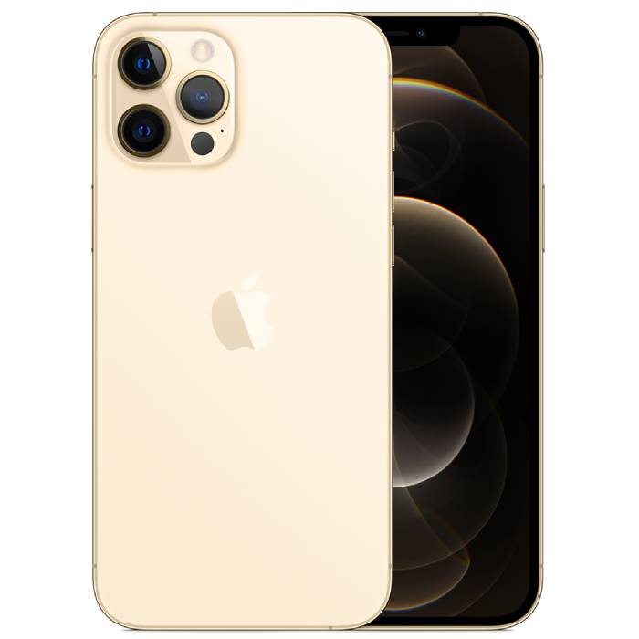 Apple iPhone 12 Pro Max - 256GB - Gold (Official Warranty)