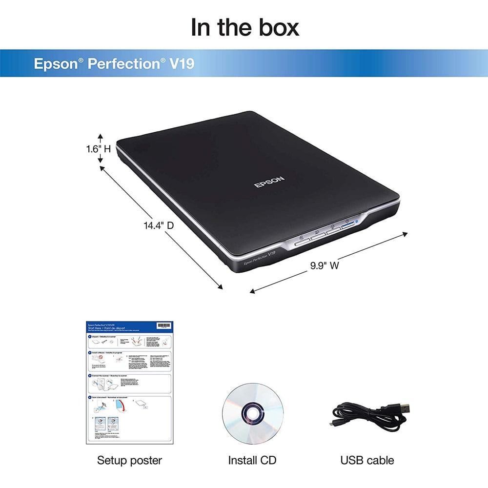 Epson Scanner Perfection V19