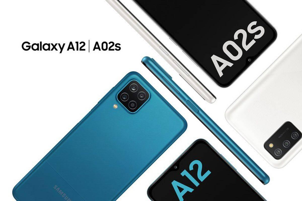 Samsung A12 - 4GB RAM - 128GB - Black