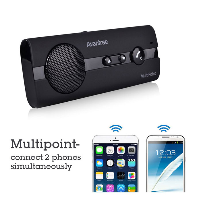 Avantree 10BP Bluetooth handsfree car kit
