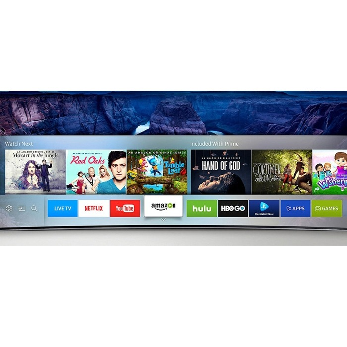 Samsung HD Smart TV With Built-In Receiver - 32