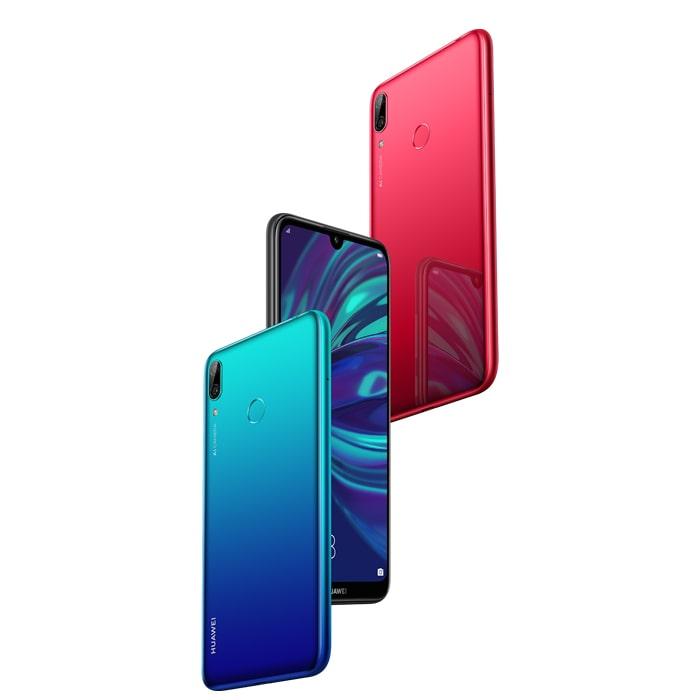 Huawei Y7 Prime 2019 - 3GB RAM - 32GB - Fingerprint - Black