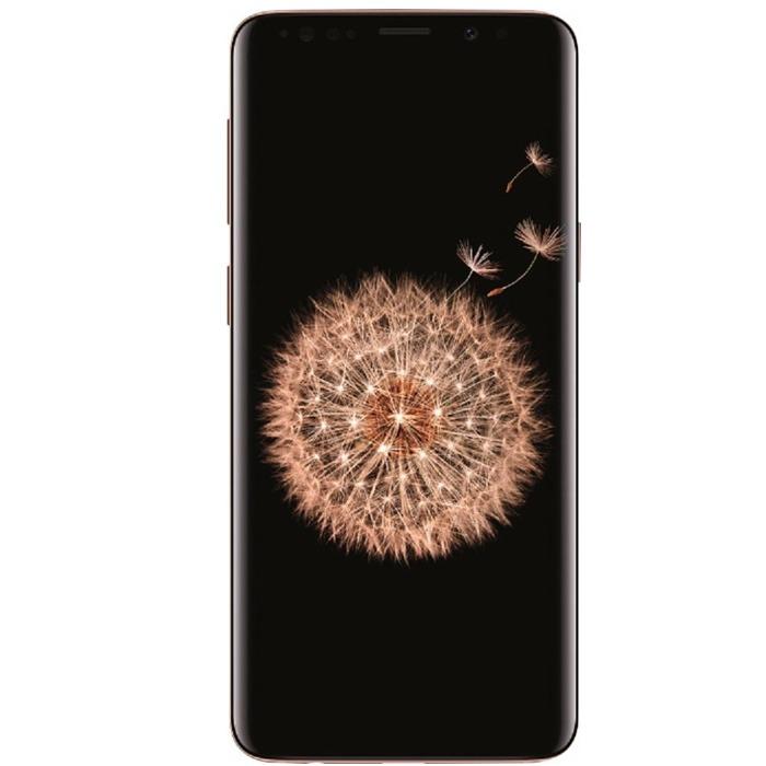 سامسونج جلاكسي S9 بلس رامات 6 جيجا سعة 128 جيجا بصمة الإصبع بنفسجي توبي مصر