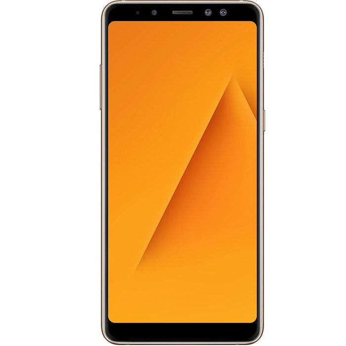 Samsung Galaxy A8+ 4GB RAM -32GB- Gold
